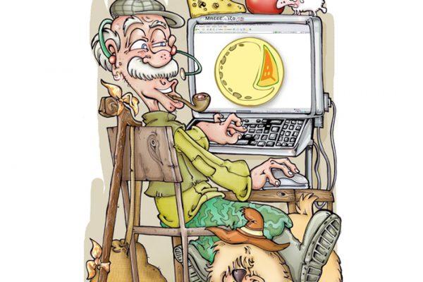 Melon Advertising-Sketching (5)
